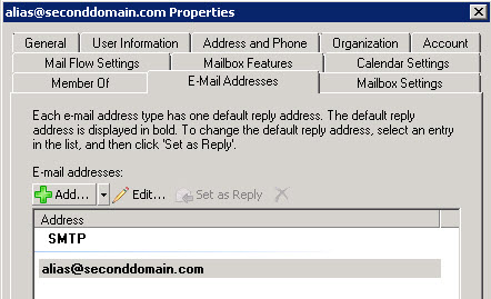 How to send from an email address alias? - Share iT…